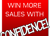 Confidence for Sales